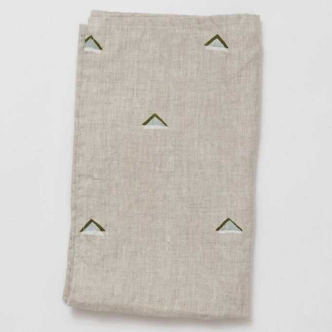 Yucatan Double Triangle Tea Towel