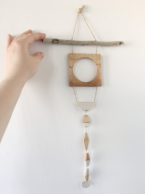 Layers of Earth Wall Hanging