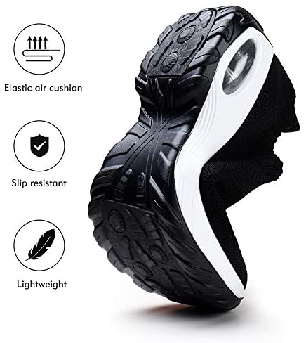 STQ Slip On Breathe Mesh Walking Shoes