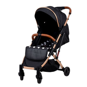 5.8KG Light Stroller Gold Frame