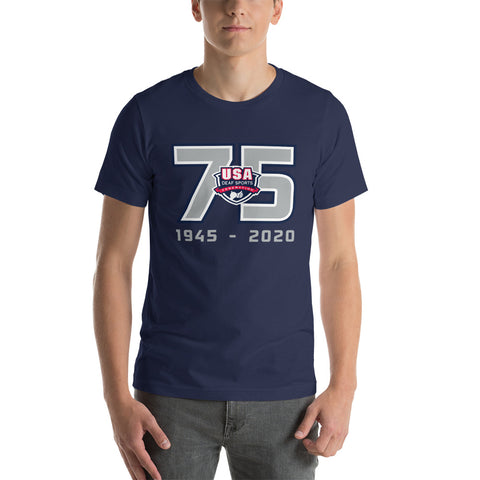 USADSF 75th Anniversary T-Shirt
