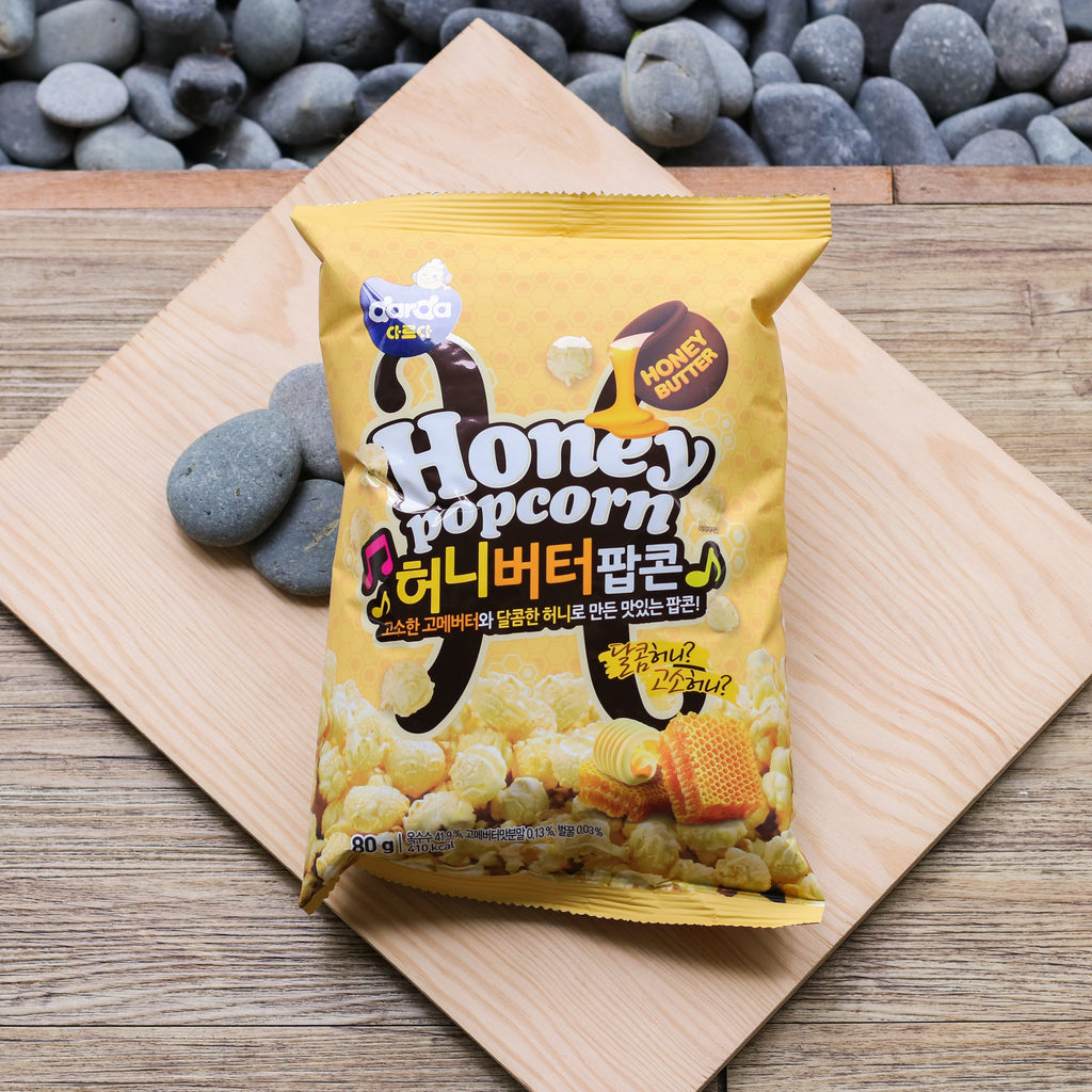 Darda Honey Popcorn - 80g