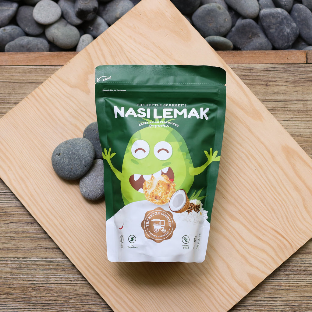 The Kettle Gourmet Popcorn Nasi Lemak - 65g
