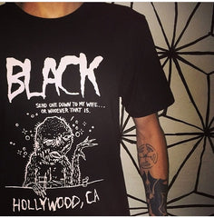 Original Black Bar T-Shirt