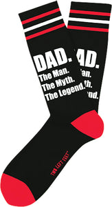 Dad the Man Sock