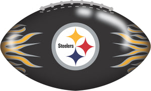 Steelers Vinyl Football
