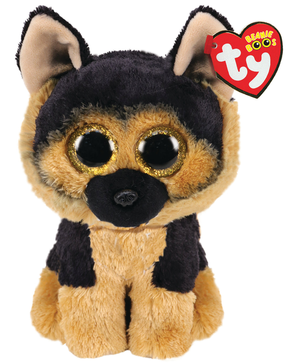 German Shepherd Beanie Boo