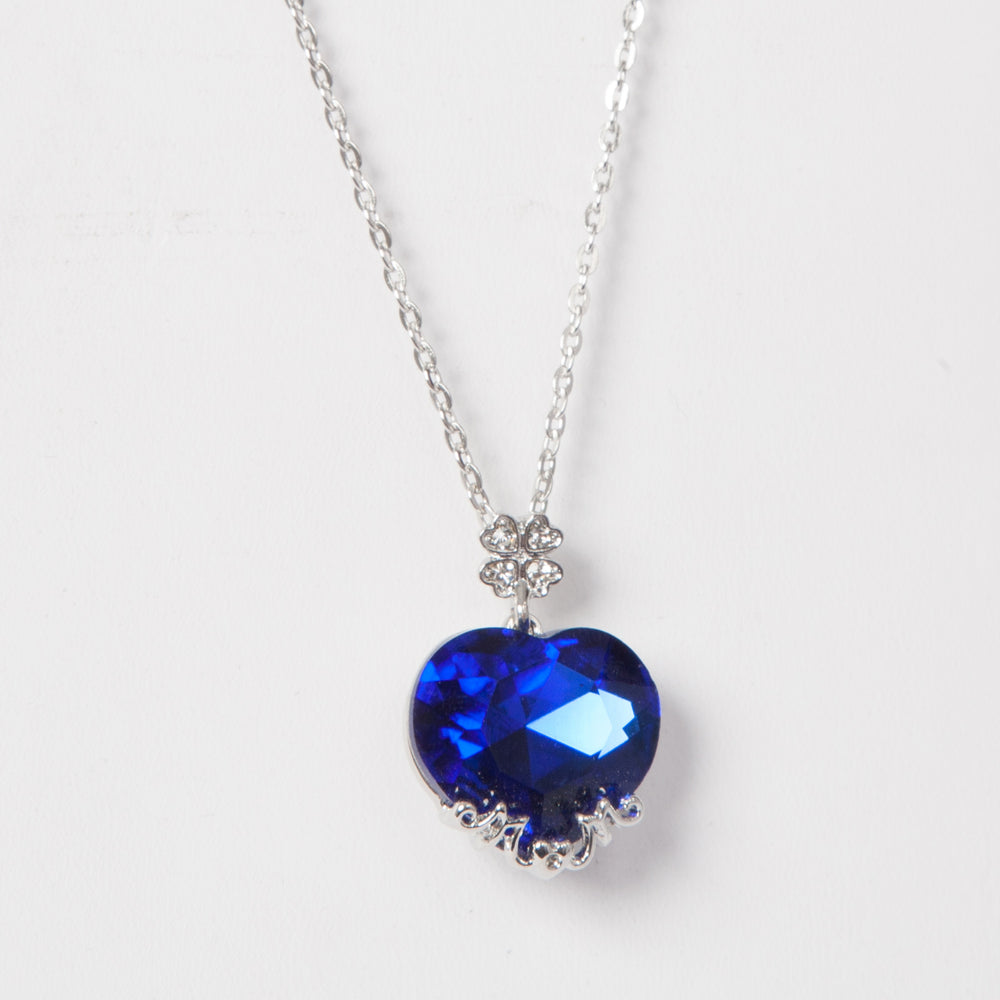 Mom Blue Stone Necklace