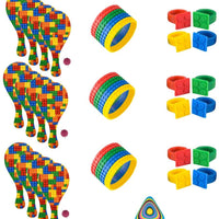 Building Block Brick Party Pack - 36 Piece