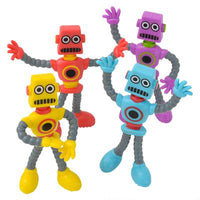 Bendable Robots - Pack of 12