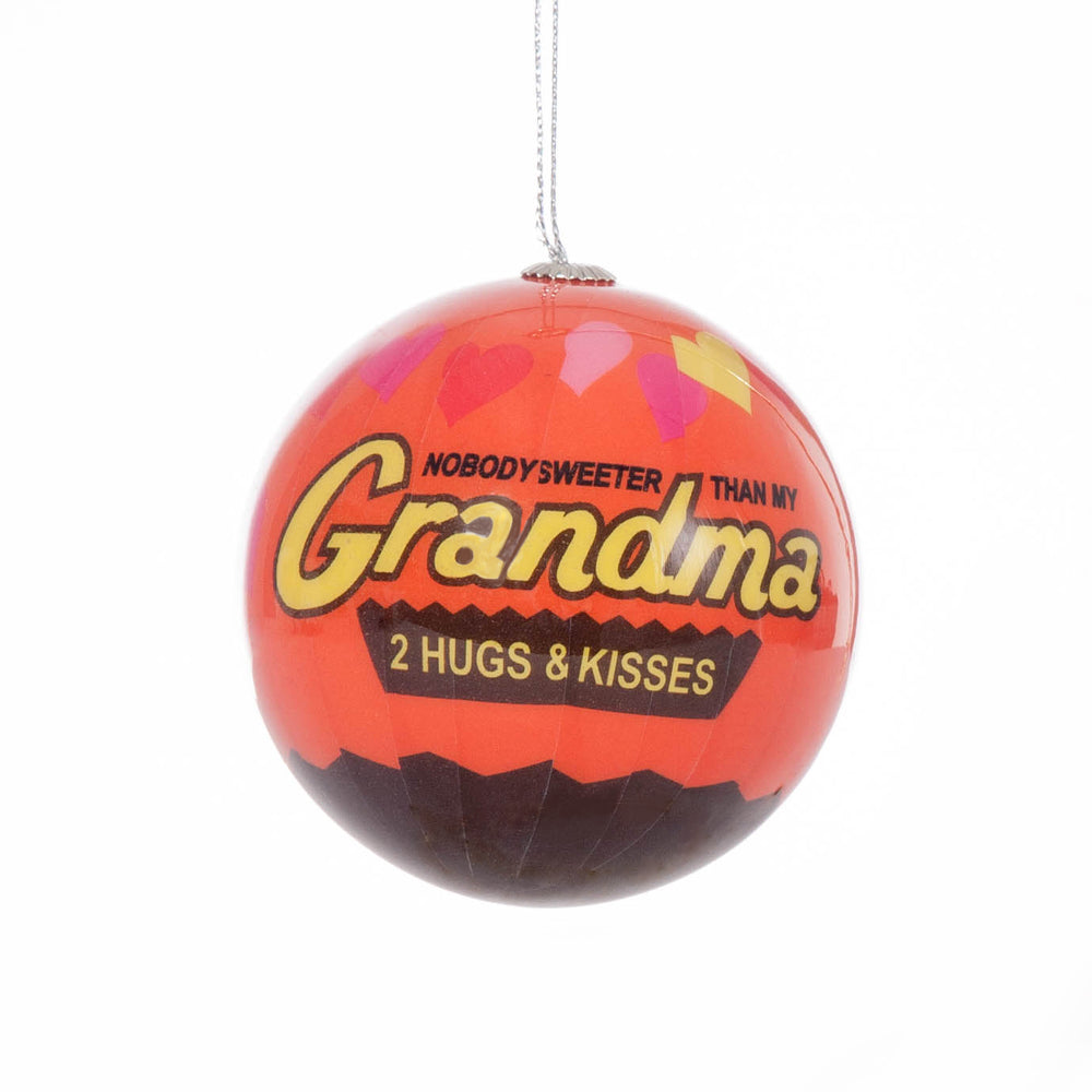 Grandma Candy Ornament