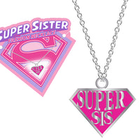 Super Sister Necklace