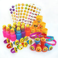 Emoji Party Pack - 72 PC