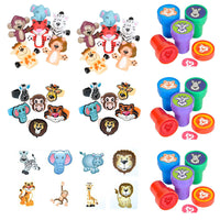 Zoo Animals Party Pack - 48 PC