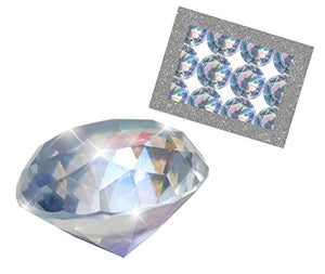 Iridescent Gems - Pack of 12
