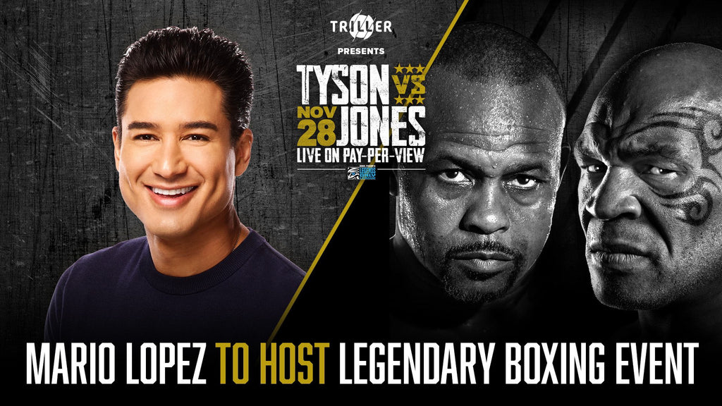Triller Sets November 28 as New and Official Exhibition Fight Date for Mike Tyson's Return to the Ring Against Roy Jones Jr. as Event Grows Dramatically in Scope and Size