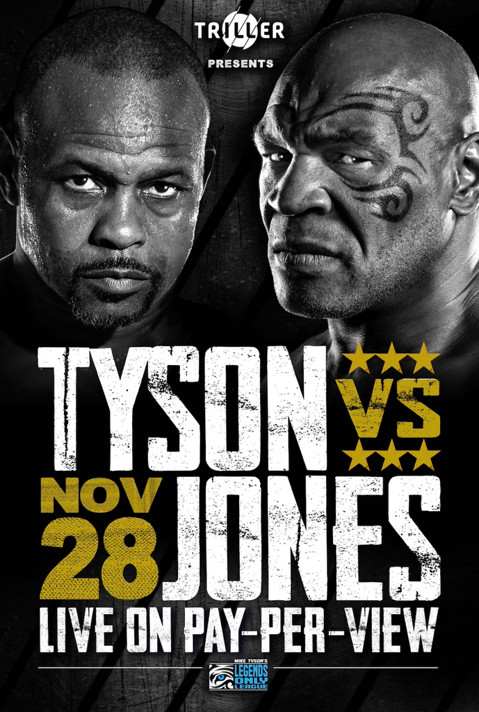 Legendary boxer, Mike Tyson, to make highly anticipated return to the ring on November 28th, 2020 on PPV, in partnership with Triller the viral social media and music platform