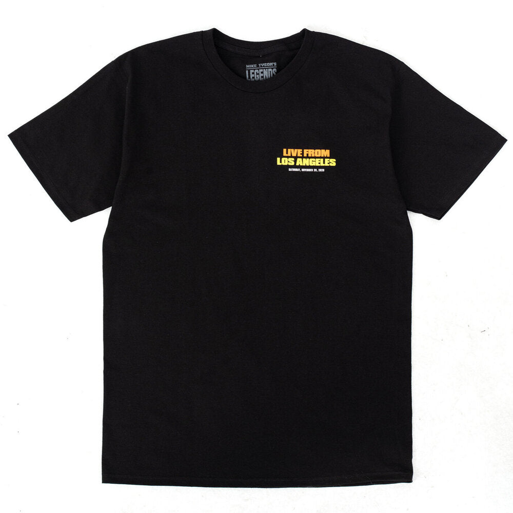 Ringside T-Shirt (Black)