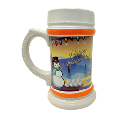 2020 Holiday Beer Stein