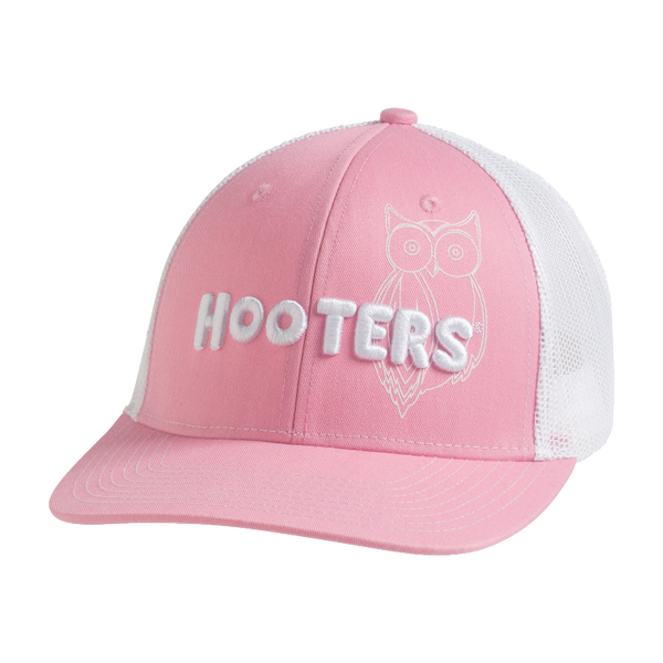 Ladies Powder Puff Trucker