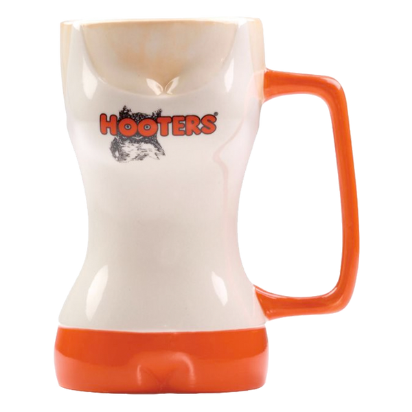 Hooters Girl Stein