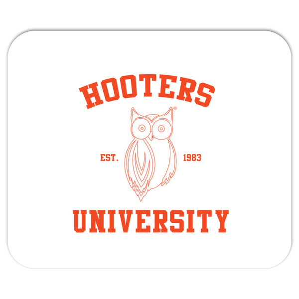 Hooters University Mousepads