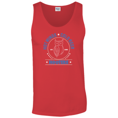 Hooters Patriotic Tank Tops-Red-Small (S)-
