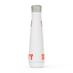 Hooters University Peristyle Water Bottles