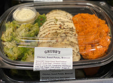 Load image into Gallery viewer, GRUBBS GROCERY MEALS CHICKEN
