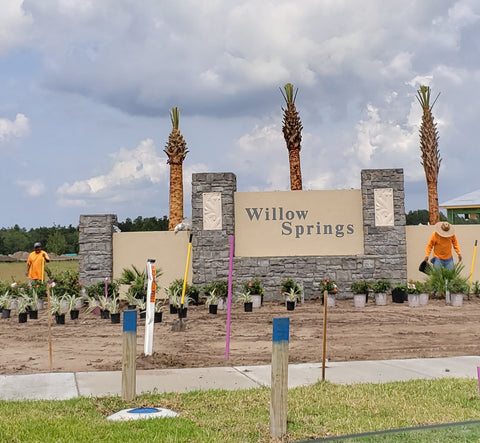 Willow Springs in Green Cove Springs Florida