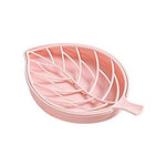 Leaf Shape Dish Soap Holder for Kitchen and Bathroom