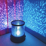 Star Night Light Projector Lighting USB Lamp Led Projection LED Night