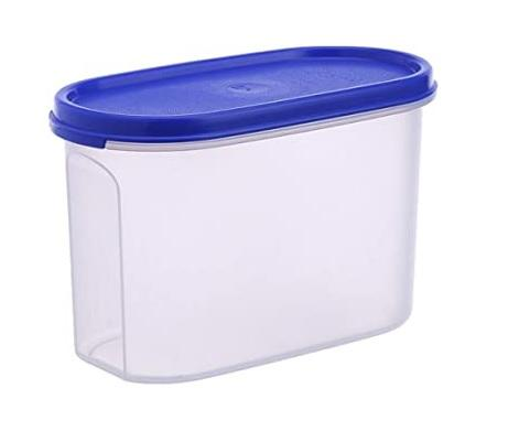 Modular Transparent Airtight Food Storage Container - 1000 ml