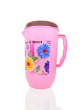 Strong Plastic Water Jug With Handle