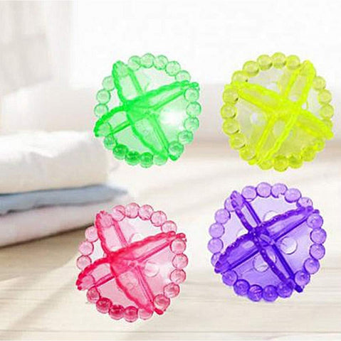 Laundry Washing Ball, Wash Without Detergent (4pcs)