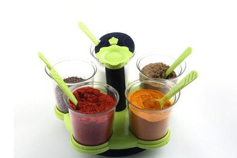 360 Degree Pickle (Achar) / Storage Containers