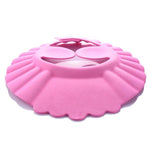 Premium Baby Shower Cap With Ear Protection Adjustable Size