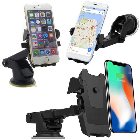 Adjustable Car Mount (Multicolour)