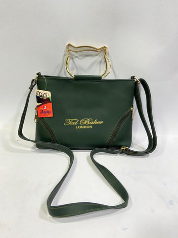 Women's Handbag With Sling Bag