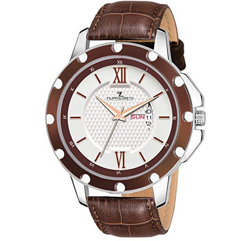 Stainless Steel Men's Wrist Watch