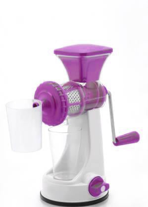 Fruit Vegetable Juicer with Juice Cup and Waste Collector