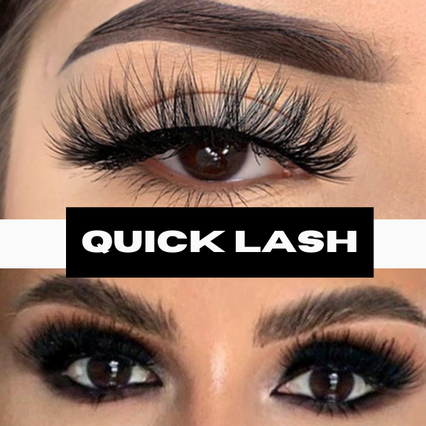 QUICK LASH™ | breng valse wimpers aan in minder dan een seconde