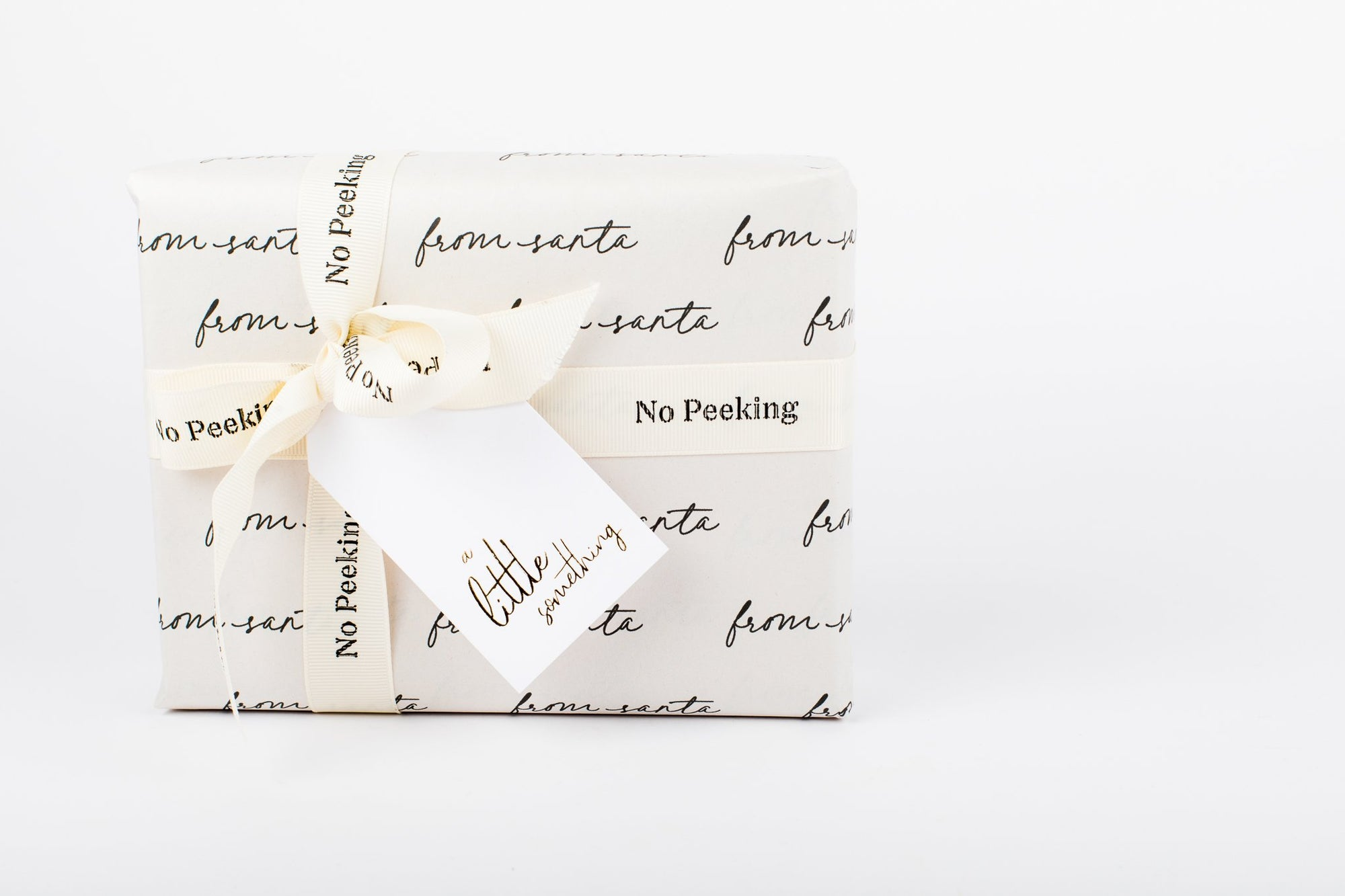 Gift Wrap | Ribbon, Tags + Extra's