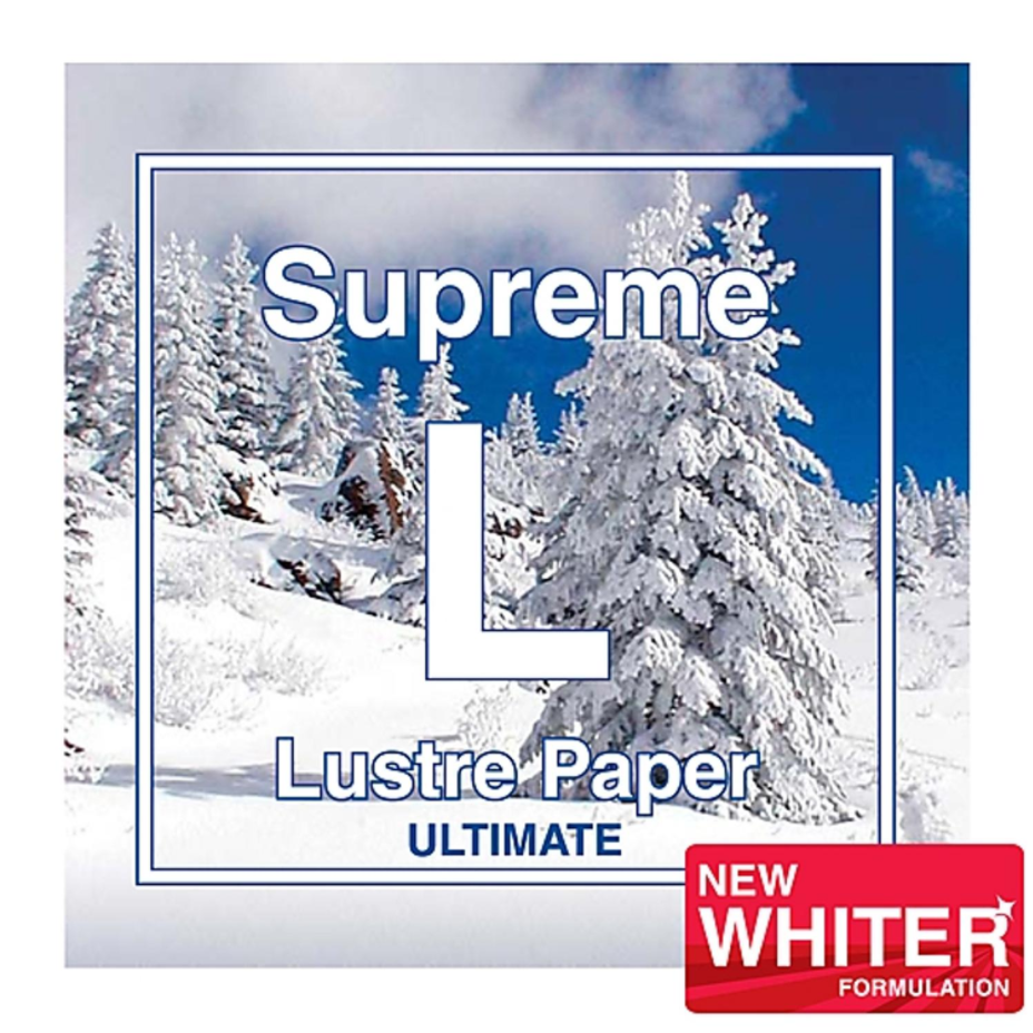 Brilliant Digital Supreme Ultimate Lustre 4x6