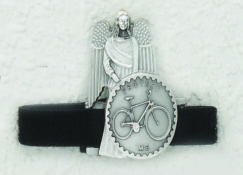 Bicycle w/ Angel - Beautiful Catholic Gifts