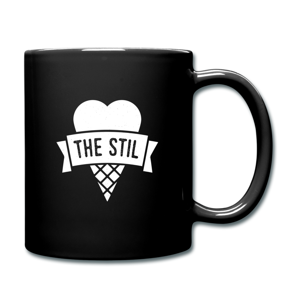 Logo Coffee Mug - black