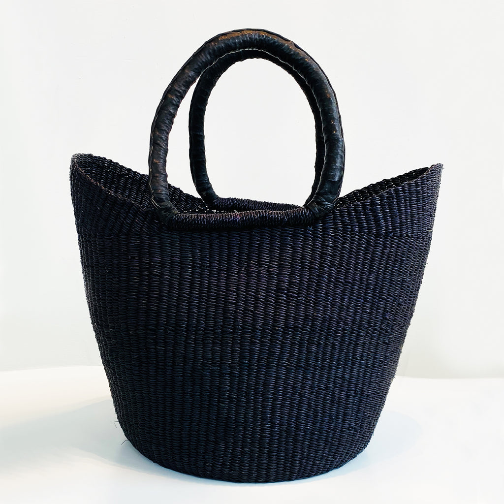 Natural Black Basket