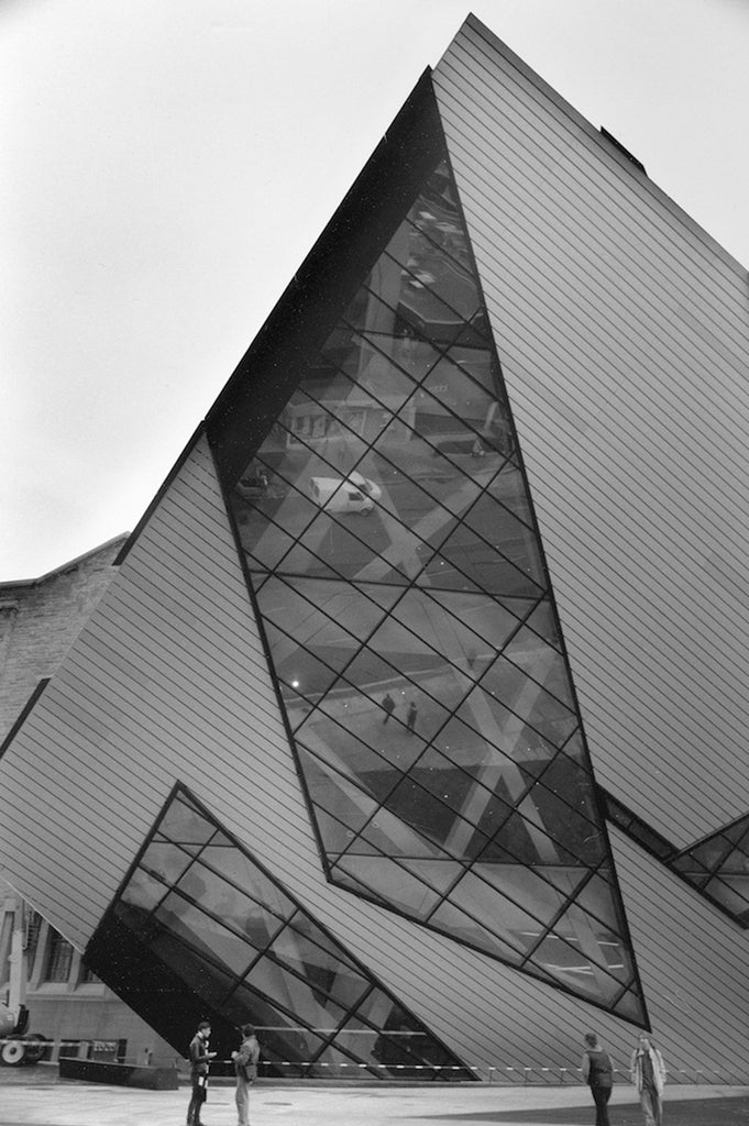 THE ROYAL ONTARIO MUSEUM, (ROM) TORONTO, 2007 - Ted Witek