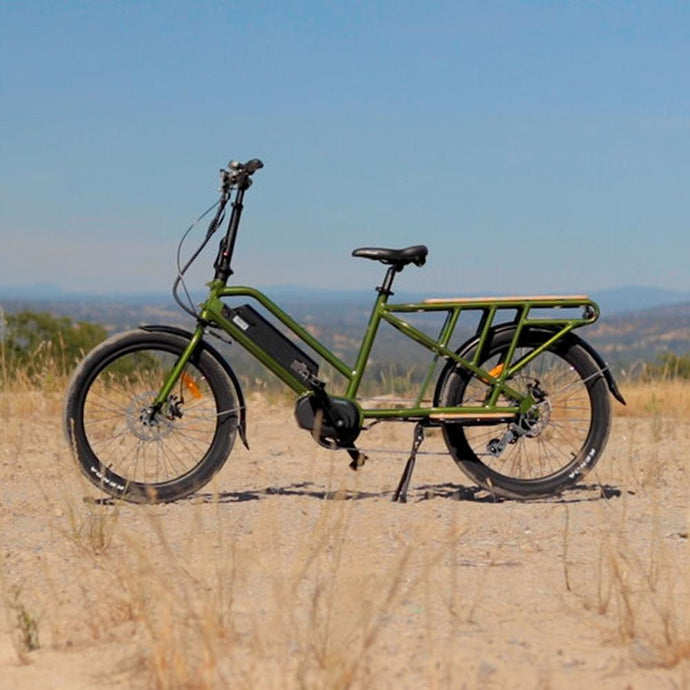 EunaRau - G20 Long Trail Cargo Bike