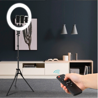 Remote Control Professional LED Ring Light
